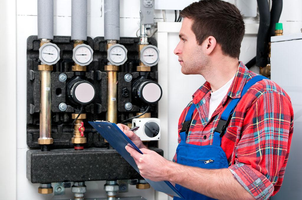 manutenzione di impianti termo-idraulici