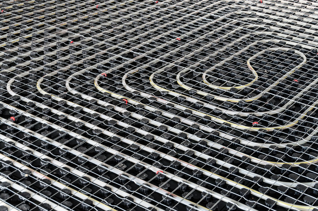 Impianti a pannelli radianti a pavimento a Vicenza  Pilotto impianti